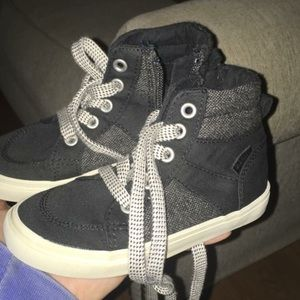 Toddler Boys High-Top Sneakers